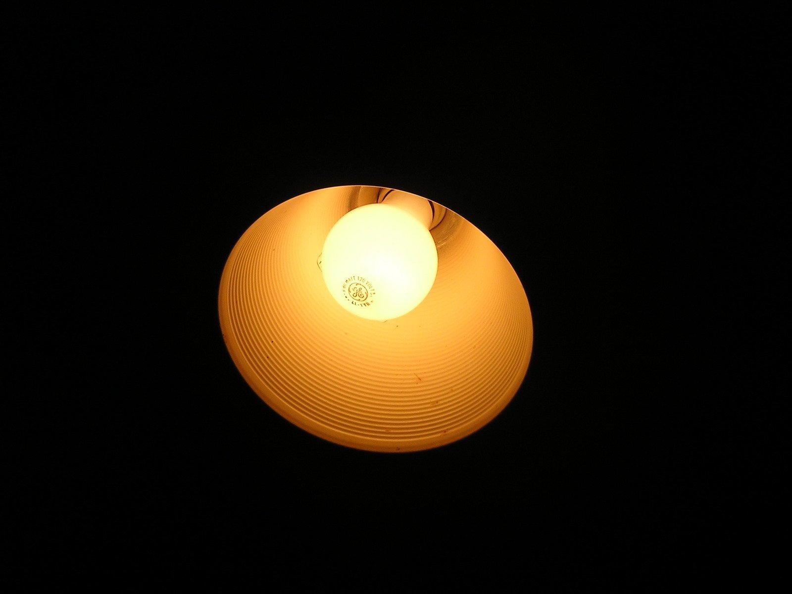 žiarovka, lampa
