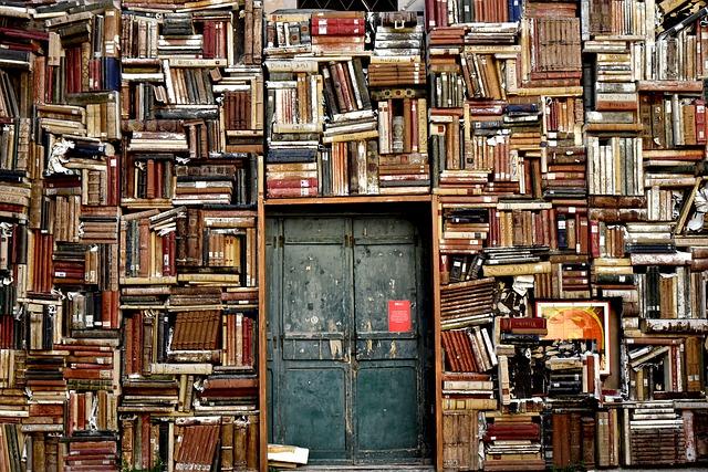 hodně knih