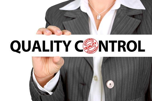 kontrola kvality
